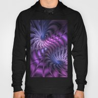 Fractal A Moment In Time Hoody