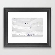 Guggenheim II Framed Art Print