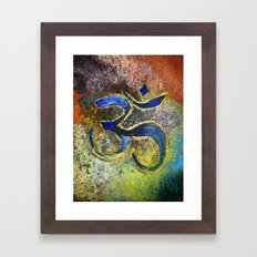 Namaste Framed Art Print