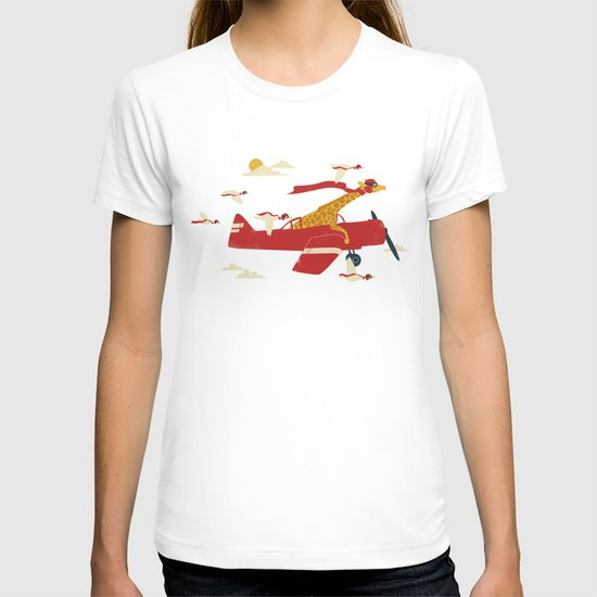 Red Barons T-shirt