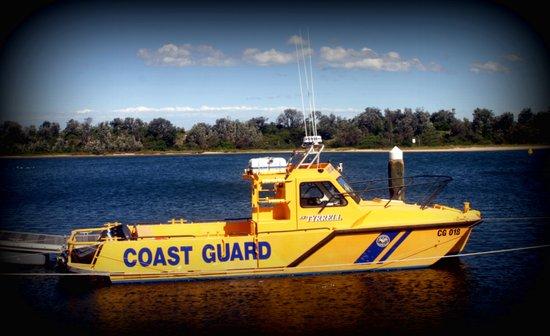 Coast Guard Art Print