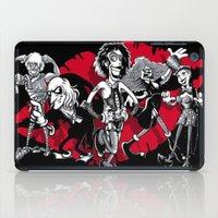 RHPS gang of five iPad Case