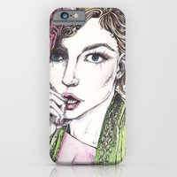 iPhone & iPod Case featuring Eve by Rachel E Murray