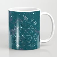 Tea Time Constellation Mug