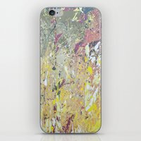 March Rain iPhone & iPod Skin
