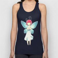 Tooth Fairy Unisex Tank Top