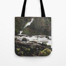 Lower Bridal falls Tote Bag