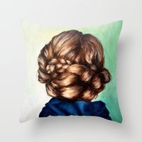 Simone Throw Pillow