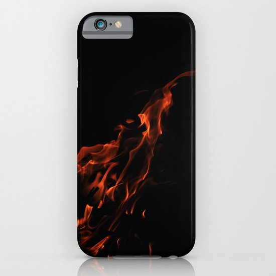 fire iPhone & iPod Case