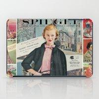 1955 Spring/Summer Catal… iPad Case
