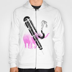 Can you go any lower? (Contra Bassoon) Hoody