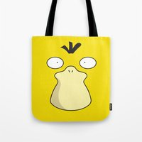 Psyduck  Tote Bag
