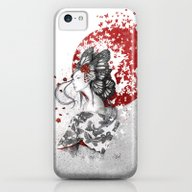 Madame Butterfly iPhone 5c Slim Case