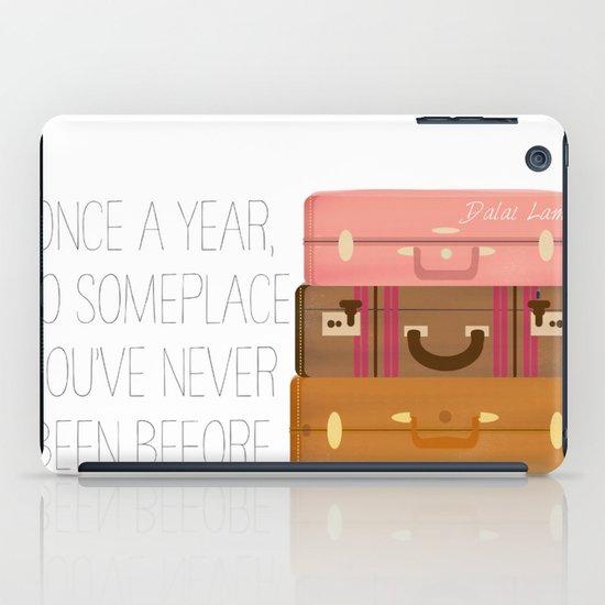 Travel iPad Case