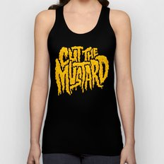 Cut The Mustard Unisex Tank Top