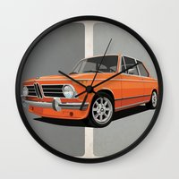 BMW 2002 Wall Clock