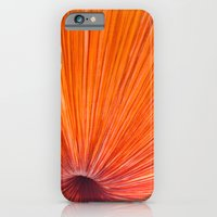 iPhone & iPod Case featuring Orange and Red by Mauricio Santana