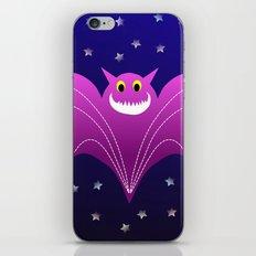 Smile - I'm a Bat iPhone & iPod Skin