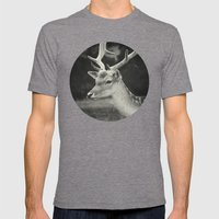 Still Mens Fitted Tee Tri-Grey SMALL