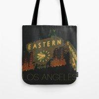 Eastern Columbia Buildin… Tote Bag