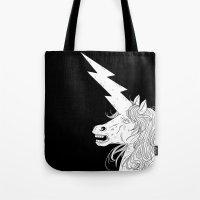 Thunderhorse Tote Bag