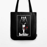 DonVader Tote Bag