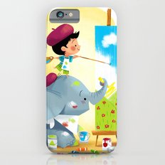 Painting Day Slim Case iPhone 6s