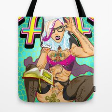 Dirty Sunday Tote Bag