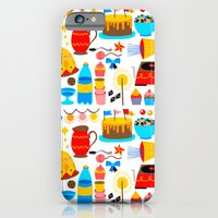 birthday iPhone & iPod Cases featuring BIRTHDAY by Riku Ounaslehto
