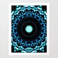 liquid sunshine Art Print