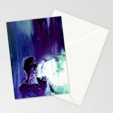 ... like tears in rain... Stationery Cards