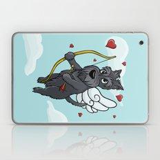 Cupid Scottish Terrier Laptop & iPad Skin