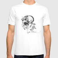 I Got A Knife Mens Fitted Tee White SMALL