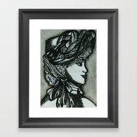 Victorian II Framed Art Print