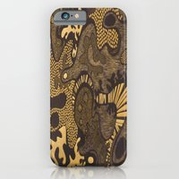 iPhone & iPod Case featuring Experimental by Jennifer Leigh Whitfield