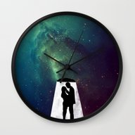 Wall Clock featuring Love by POP.