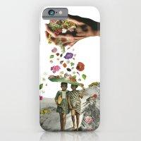 iPhone & iPod Case featuring rain by Caroline A