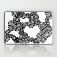 Muscle Marbles Laptop & iPad Skin