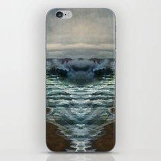 Ocean iPhone & iPod Skin