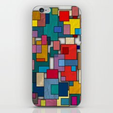 Abstract #317 iPhone & iPod Skin