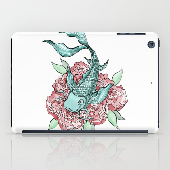 Koi Fish iPad Case
