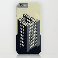 The Impossible Tower iPhone 6 Slim Case