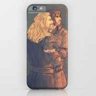 iPhone & iPod Case featuring The Hobbit - I See Fire by Ronnie