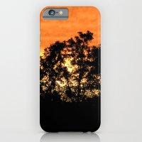 sunset // iowa iPhone 6 Slim Case