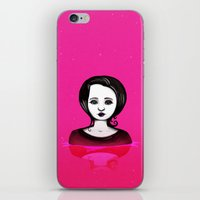 Monotone VII iPhone & iPod Skin
