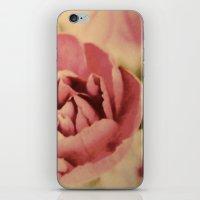 Vintage Pink iPhone & iPod Skin