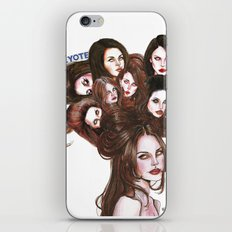 PEYOTE LDR  iPhone & iPod Skin