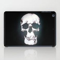 Sherlock Why Do You Have a Skull on Your Wall? iPad Case