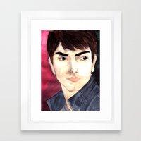 Grimm - Nick Burkhart Framed Art Print