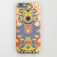 They Came From The Brain iPhone 6 Slim Case